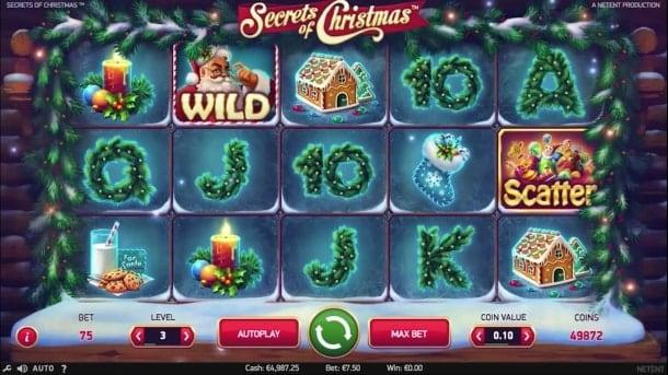 Игровые автоматы на Андроид с выводом денег - Secrets of Christmas