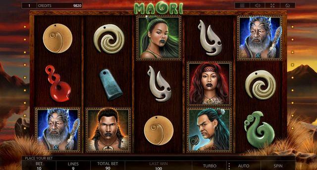 Игровые автоматы для Андроид на реальные деньги Maori