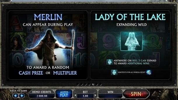 Бонус и символ Wild в онлайн слоте Avalon 2
